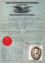 grandfathers passport
